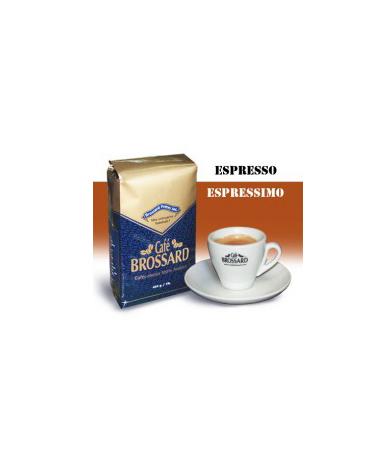 CAFÉ BROSSARD ESPRESSIMO